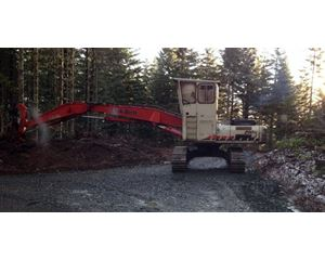 Link-Belt 290LX Log Loader