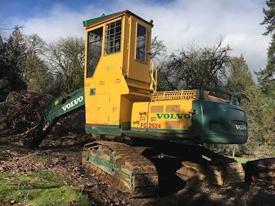 Logging Equipment For Sale - CC Heavy Equipment