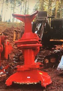 Quadco Hot Saw Logging / Forestry Attachments For Sale