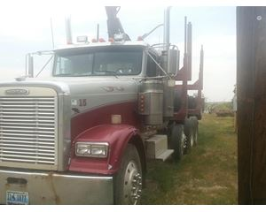 Freightliner FL Custom Logging Truck