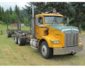 Kenworth T800 Logging Truck