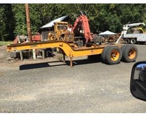 General Jeep 2 Axel Lowboy Trailer