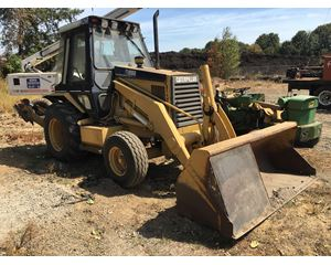Caterpillar 426BII Loader Backhoe