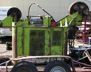 Eagle III Motorized Carriage