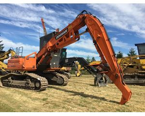 Doosan 300DXLL Processor Machine