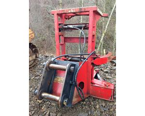 "Fecon 16"" Tree Shear Feller Buncher"