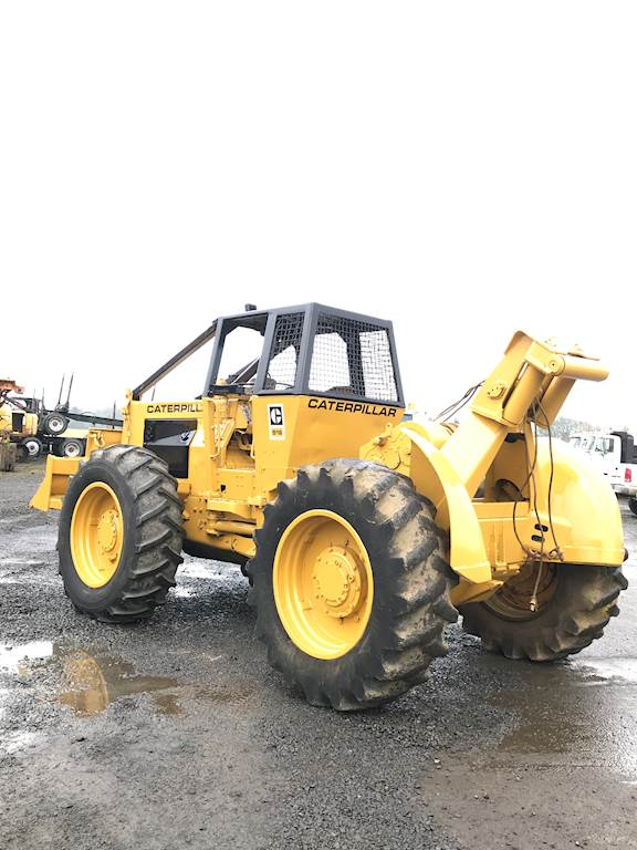 1979 Caterpillar 518 Skidder