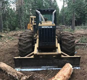 2000 Caterpillar 525A Skidder For Sale - Rickreall, OR - CC