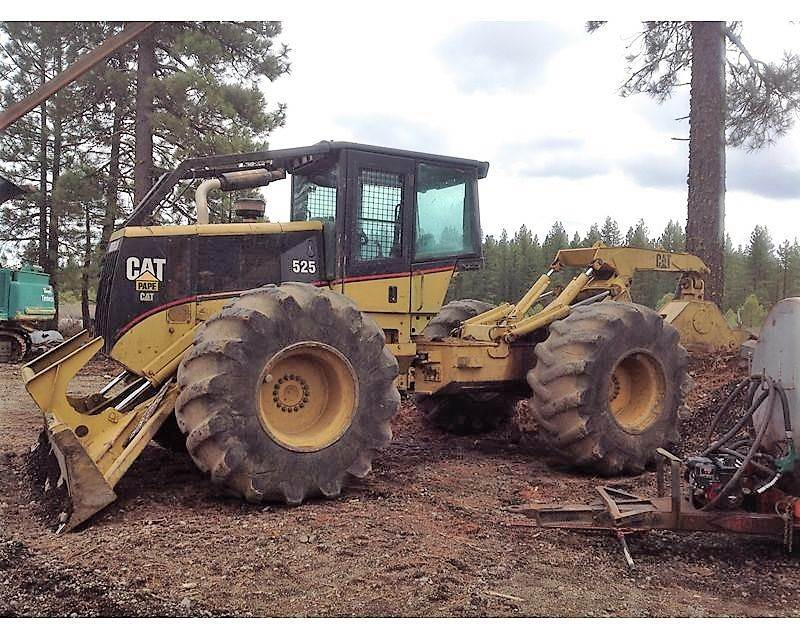 2000 Caterpillar 525A Skidder
