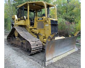 Caterpillar D5H Skidder