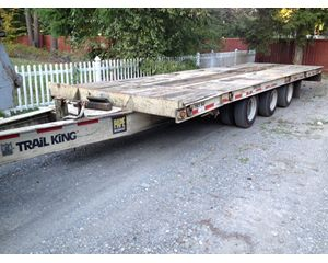 Trail King Tilt Bed Trailer