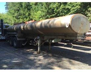 Fruehauf Water Tanker Water Truck