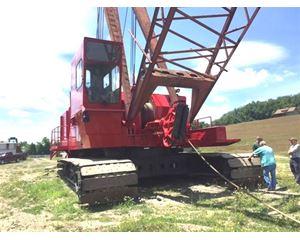 Manitowoc 4600 Crane