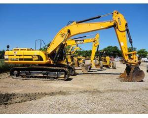 JCB JS360 LC Crawler Excavator
