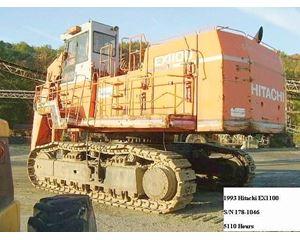 Hitachi EX1100 Excavator