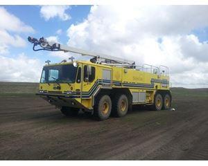 E-One TITAN HPR 8x8 Fire Truck