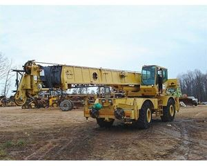 Grove RT635C Rough Terrain Cranes