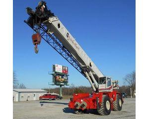 Link-Belt RTC-8060 Rough Terrain Cranes