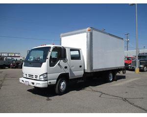 Isuzu NQR Box Truck / Dry Van