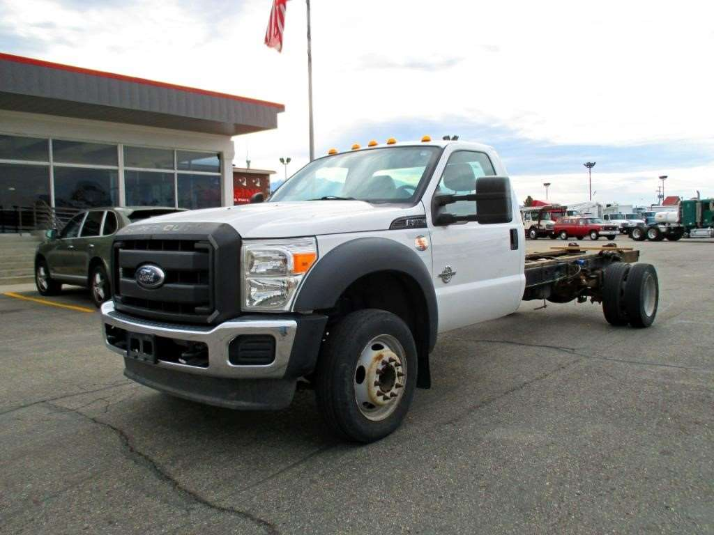 2011 ford f 550 medium duty cab chassis truck for sale. Black Bedroom Furniture Sets. Home Design Ideas