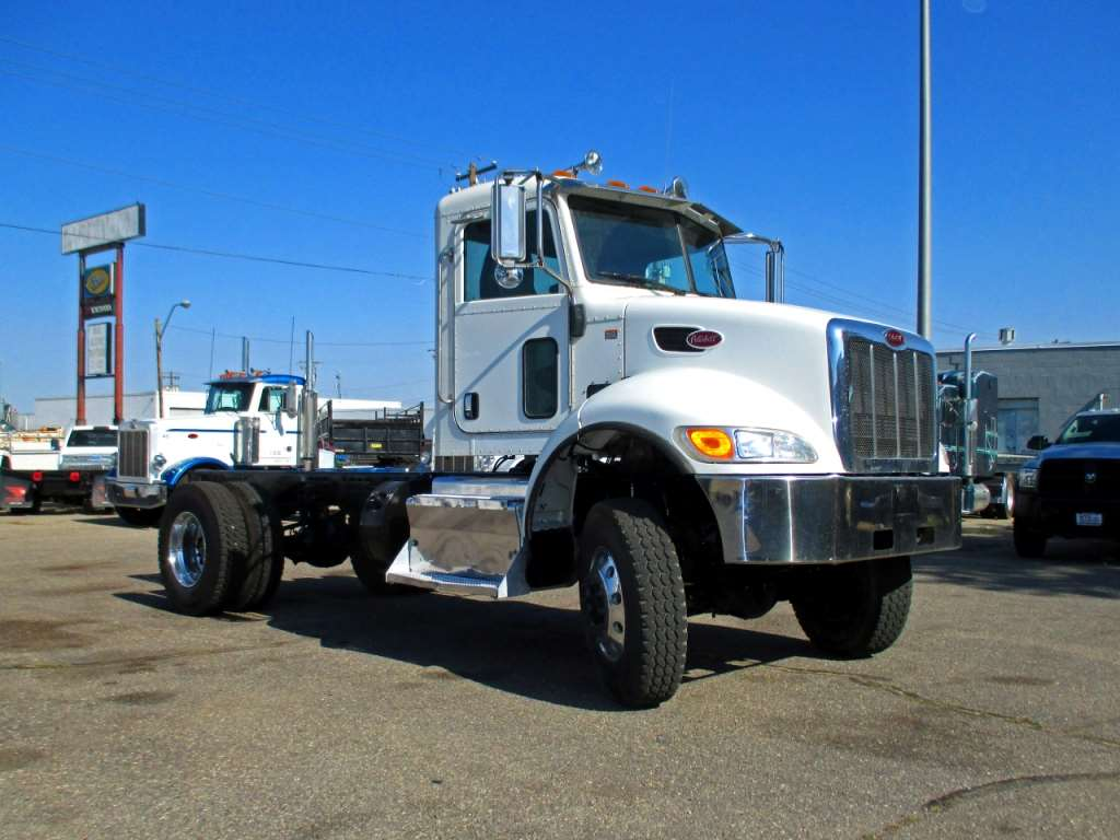 Single Cab Diesel Trucks For Sale >> 2012 Peterbilt 337 Medium Duty Cab & Chassis Truck For Sale, 30,700 Miles | West Valley City, UT ...