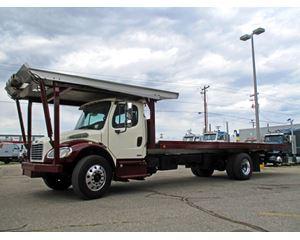 Freightliner BUSINESS CLASS M2 106 Car Carrier Truck