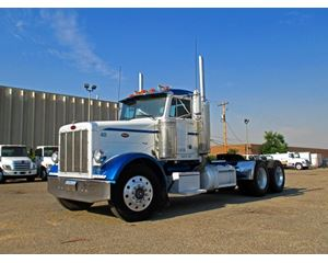 Peterbilt 378 Day Cab Truck