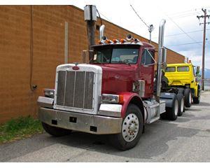 Peterbilt 379 Day Cab Truck