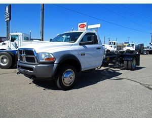 Dodge Ram 5500 Expeditor / Hot Shot Truck
