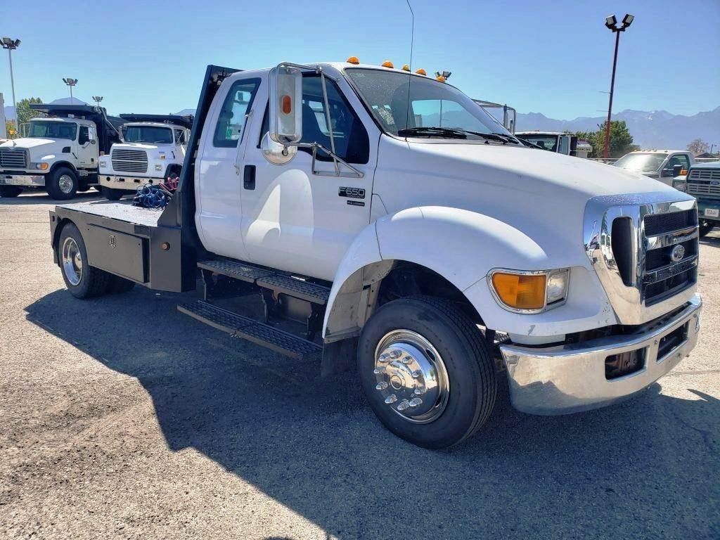 Ford F650 Fuse Box 2004 Blue Diamond Electrical Wiring Diagrams Diagram 2009 F 650 Flatbed Truck For Sale Salt Lake City Ut 18340 1999 F250 Panel