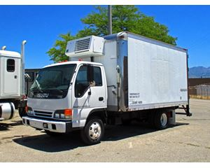 Isuzu NPR HD Refrigerated Truck