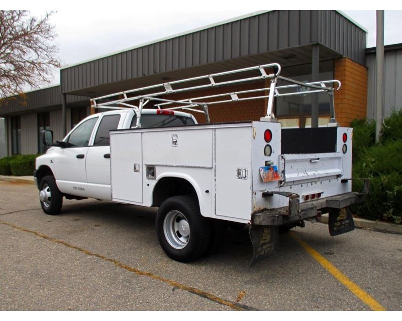 dodge service utility trucks for sale used service autos post. Black Bedroom Furniture Sets. Home Design Ideas