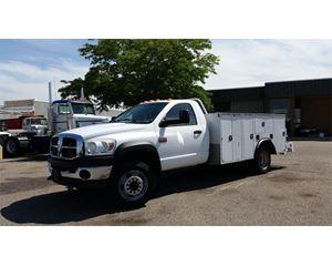 Dodge Ram 5500 Service / Utility Truck