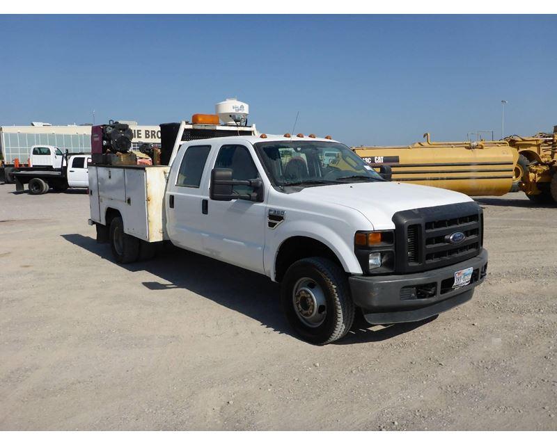 2008 ford f 350 service utility truck for sale salt lake city ut. Black Bedroom Furniture Sets. Home Design Ideas