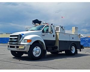 Ford F-750 Service / Utility Truck