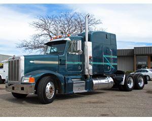 Peterbilt 377 Sleeper Truck