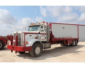 Peterbilt 357 Winch Truck