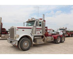 Peterbilt 388 Winch Truck