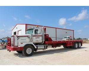 Western Star 4900SA Winch Truck