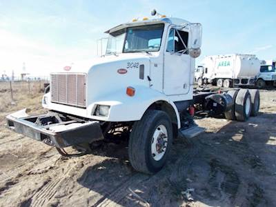 Cab chassis trucks for sale mylittlesalesman 2003 peterbilt 330 cab chassis truck sciox Choice Image