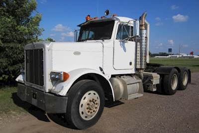 1997 Peterbilt 379 Day Cab Truck Being Dismantled | Spencer, IA