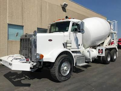 2004 Peterbilt 357 Mixer / Ready Mix / Concrete Truck