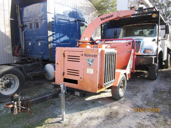 2011 Vermeer BC1000XL Chipper For Sale | Concord, NC | 44897