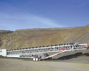 "Thor 36"" Conveyors & Stackers"
