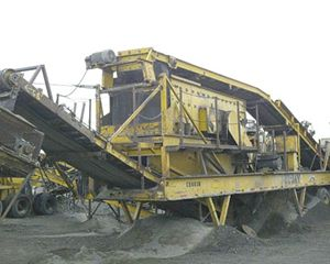 El-Jay 1145 CC Crushing Plant