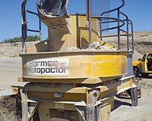 Barmac MKII Crushing Plant