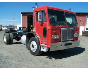 Peterbilt 320 Cabover Day Cab