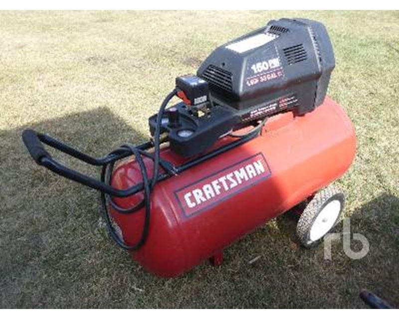 craftsman 150 psi air compressor manual