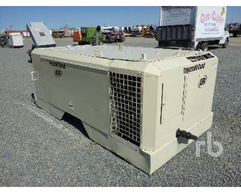 1996 ingersoll rand p600wc4 air compressor for sale perris ca mylittlesalesman