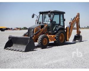 CASE 770 Backhoe